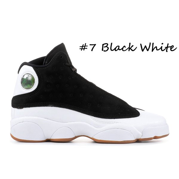 #7 Black White