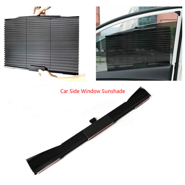 604613cm Car Side Window Sunshades Car Truck Auto Curtain Retractable Sun Block Automatic Blinds Sunshade Protector Car Sun Shade Car Sun Shade