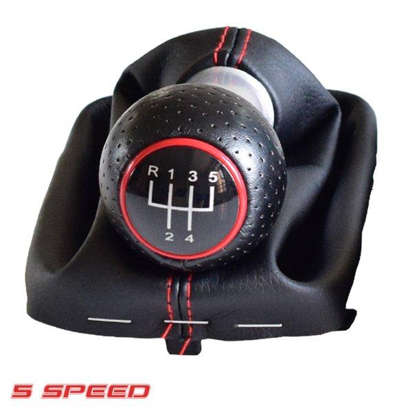 Черно-5Speed-красный