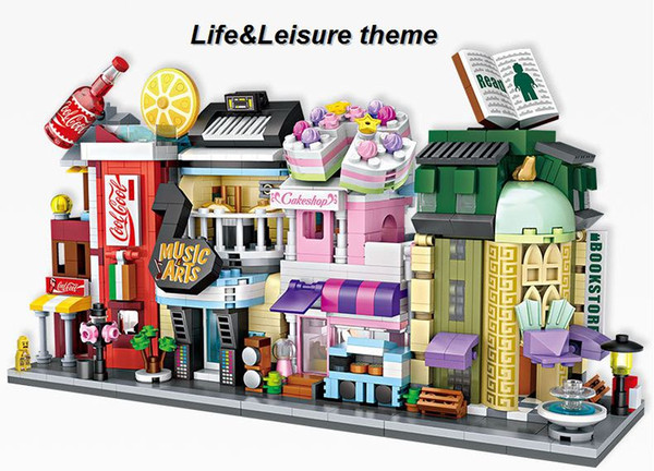 life and leisure theme