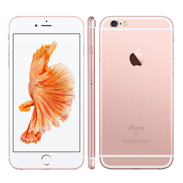Original Apple iPhone 6S Plus with Touch ID IOS Dual Core 5.5'' 12.0MP Camera 4G LTE cellphone refurbished iphone6S+ 6S plus mobile phones