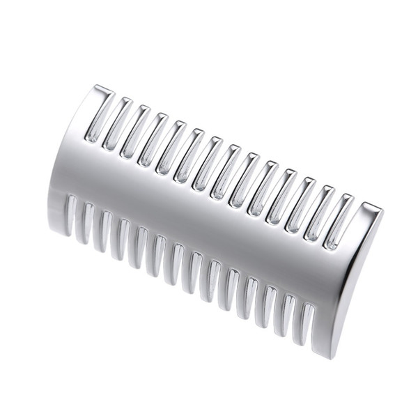 Double Edge Shaving Safety Razor Open Comb Head Male Safety Razor Head Shaving Tool Barber Home Use W8686