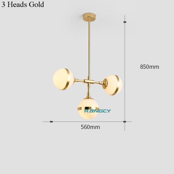 Gold 3 light