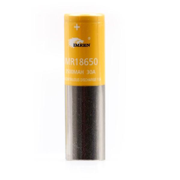 IMR 18650 3500MAH 30A Yellow