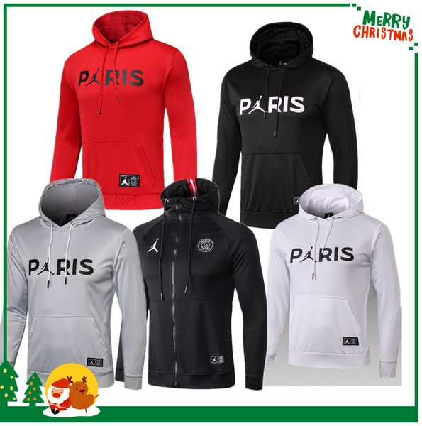 18 19 paris windbreaker ronaldo jackets 2018 2019 roma