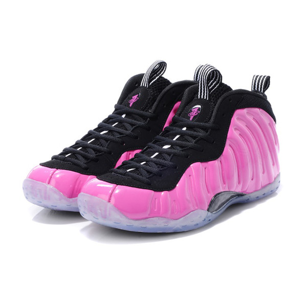 Cheap Penny Hardaway Posite basketball shoes Pearl Pink Red Black Boys Girls Youth Kids foams one pro sneakers tennis with box size 5 12