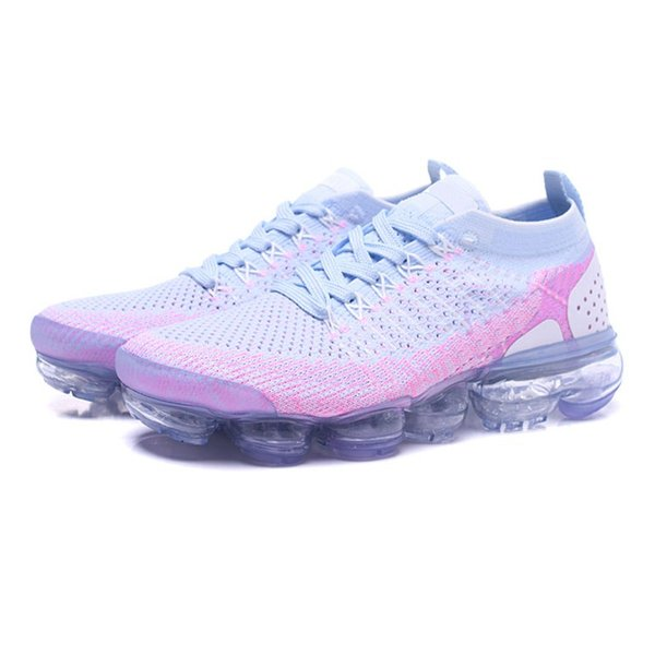 SALE 2019 Cushion BE TRUE Triple Black White Pink Mens Run Utility Shoes Women Fly line trainers sports Sneakers