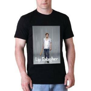 Lip Gallagher Shameless New Men's Tee BlaShort-Sleeve T-Shirt Size S to 3XL