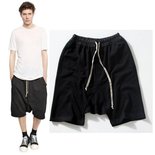 best selling Tide Retro Style R Letter Short Pants Mens Sports Shorts With Laces Summer Breathable Pants Black Casual Short Trousers For Unisex