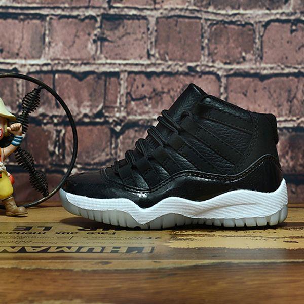 Nike Air Jordan 11 Kleine Kinder 11s Basketballschuhe Retro J11 Wolf grau blau schwarz weiß Gold Concords Jungen Mädchen Jumpman 11 Sport Turnschuhe