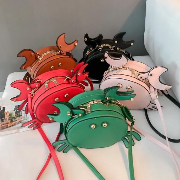 2018 New Luxury Women Messenger Fashion Mini Bag Hanging Ring Circle Shape Bag Female Shoulder Handbag Bags for Girl