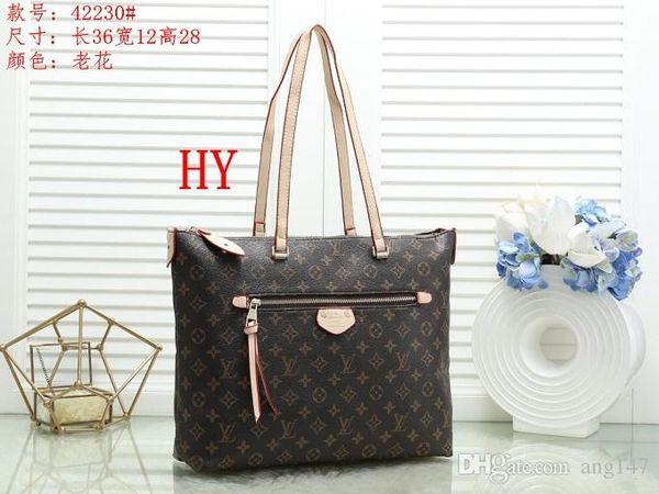 styles sac à main HY célèbre Nom Mode cuir Sacs à main CH Fourre-tout Sacs à bandoulière en cuir Sacs à main Lady M Sacs bourse AHY42230