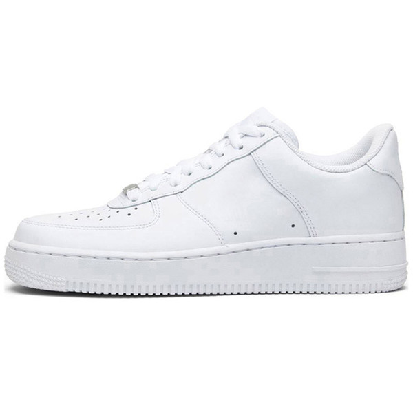 26 Classic Low White
