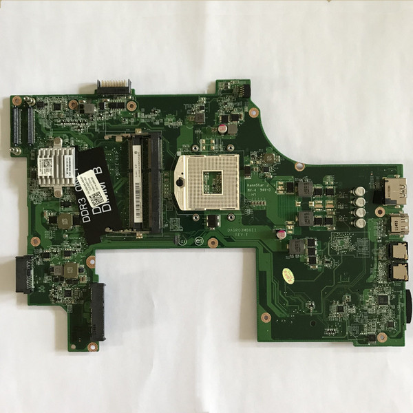 High quality for 17R Vostro 3750 CN-089X88 089X88 89X88 Laptop Motherboard pavilion DA0R0MB6E1 REV:E HM67 DDR3 100% fully tested