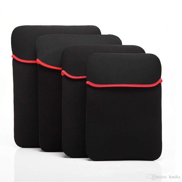 """Soft Laptop Sleeve Bag Pouch Case For Notebook Tablet PC 8"""" 9"""" 10"""" inch (7inch)"""