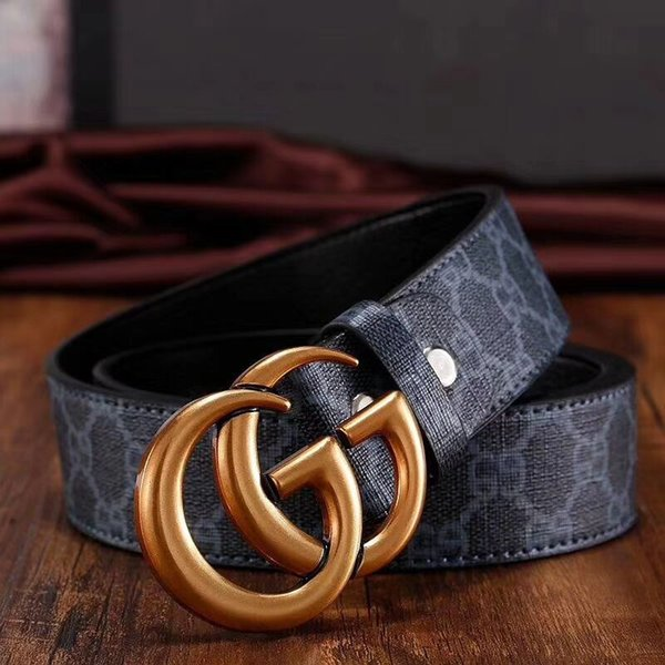2019 Quality Designer Belts Luxury For Men Big Buckle Belt Top Fashion Mens Leather Beltspo Corset Concho From App888888 1185