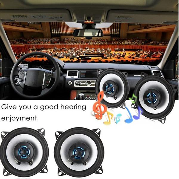 DHL 50 ШТ. 2 ШТ. / Компл. LABO LB - PS1402T Парный автомобильный коаксиальный динамик Музыкальный аудио динамик (размер: 0,86 кг, цвет: черный)