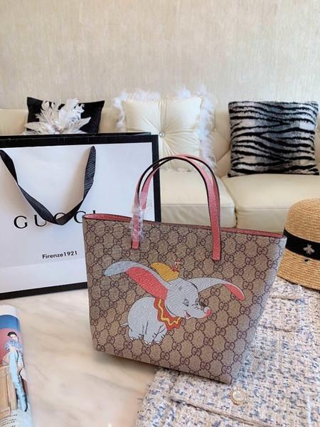 Moda de Nova mulheres marca Bags Bolsa Famoso Carteira de Alta Capacidade Bolsas Ladies Tote Bag Top Quality Commuter pacote