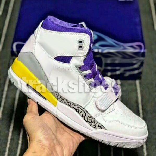 Nuevo Legacy 312 NRG Negro Cemento Zapatillas de baloncesto Hombre Don C Designer 1s Pure White 3s Trainer Sports Sneakers Zapatillas deportivas con caja
