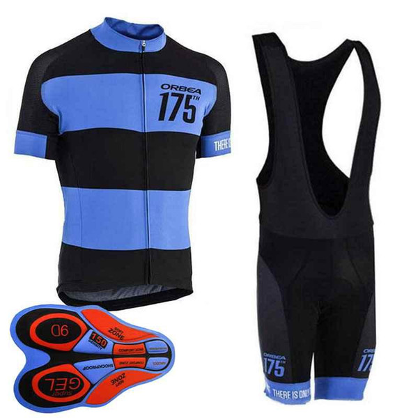 Orbea Team Cycling Short Sleeves Jersey (Bib )Shorts Sets Spring Best -Selling Ropa Ciclismo Hombre Hot Mountain 92625f