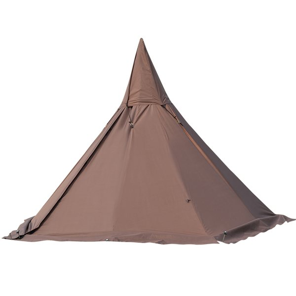 4 5 6 Persona Pentagono Sollievo Piramide Flamming Teepee riparo della tenda Auto Tenda escursionismo tenda del partito Pergola campeggio esterno Army