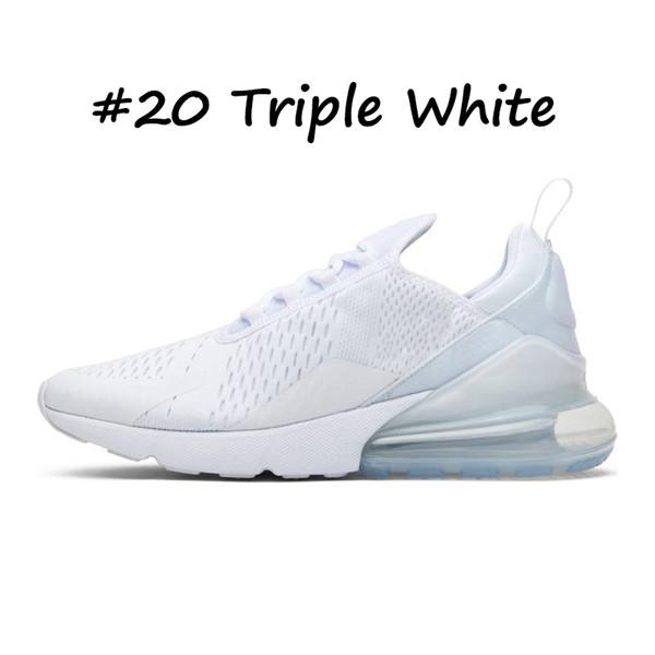20 Triple White