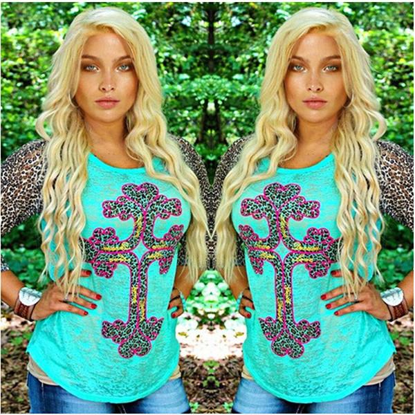 Mode Printemps Femmes À Manches Longues Chemise Casual Coton Lâche Tops T Shirt Femmes Vêtements Taille S-XL