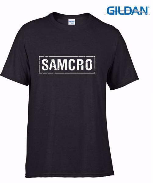 Maglietta degli uomini 2019 Summer Fashion Anarchy Free Style 100% cotone O Neck Manica corta Hip Hop manica corta vendita calda