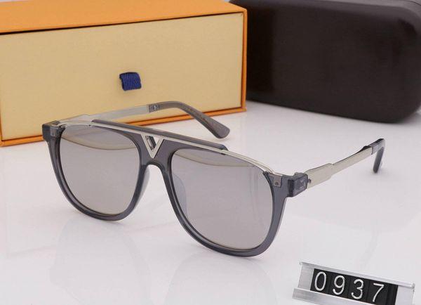 occhiali da sole firmati per uomo donna occhiali da sole per donna occhiali da sole uomo designer di marca occhiali di lusso occhiali da sole di lusso occhiali da uomo 0937