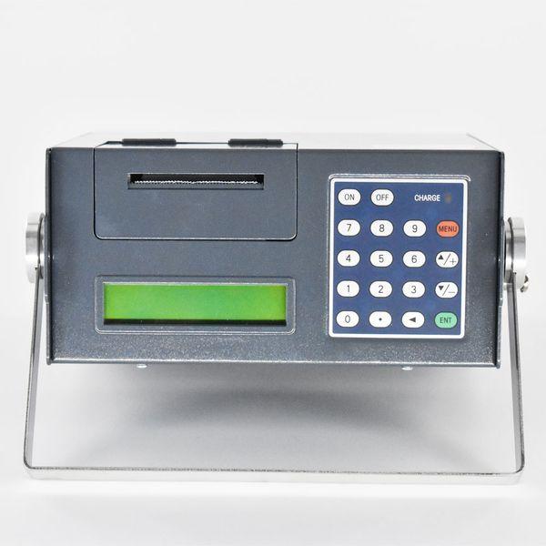 Portable Ultrasonic Flowmeter TDS-100P Built-in Printer DN50mm-DN700mm Digital Water Flow Meter