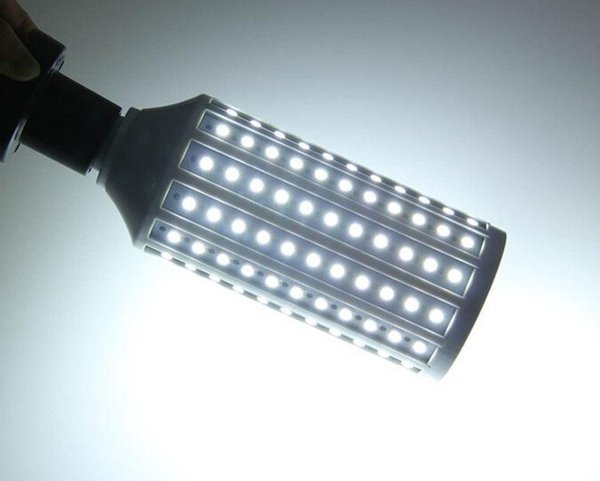 SMD5050 Lumière de maïs LED E27 9W 12W 16W 20W 25W 30W Lampe d'ampoule de spot à LED AC85-265V 360 degrés Ampoules à économie d'énergie LED LLFA