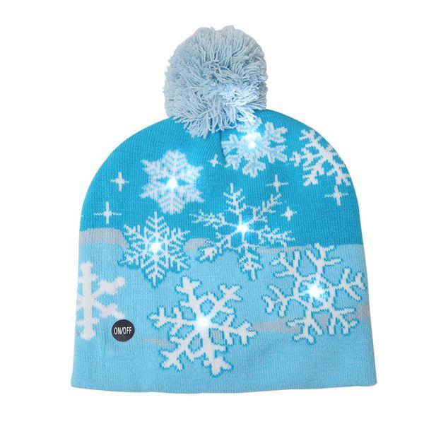 003 LED hat