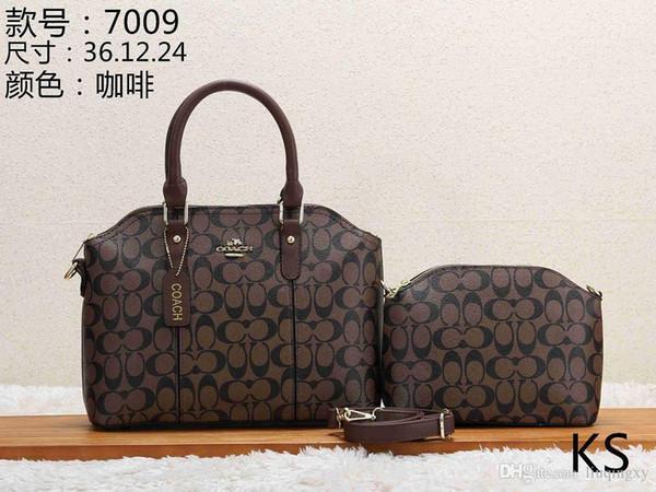 da Europa e América mulheres marca Handbag Mulheres Moda Messenger Bag rebite ombro único saco de alta qualidade feminino saco de Bolsas Carteiras 285