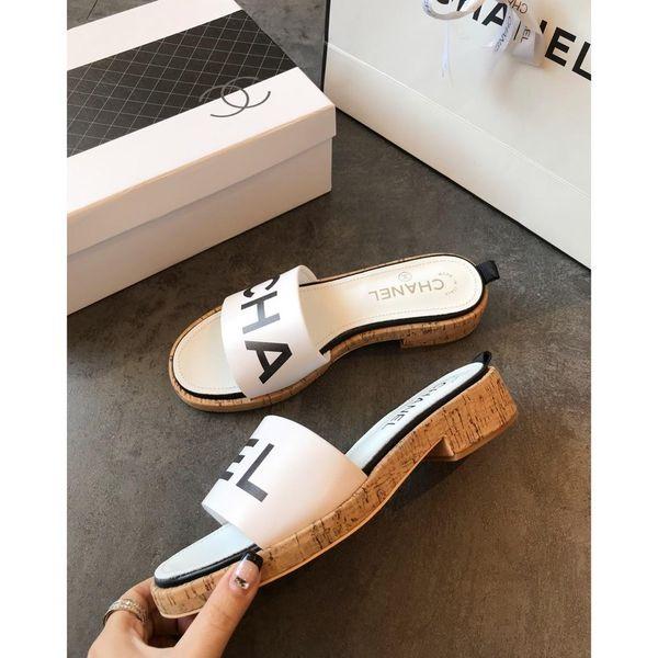 sandalias de marca wonen sandalias nuevas sandalias a rayas con suela de goma con tira de goma web moda para mujer flip flop para interiores CAJA