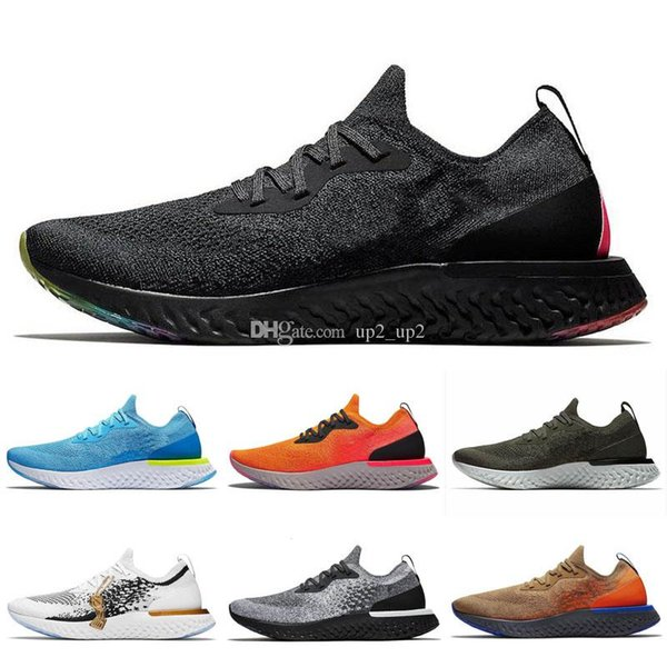 2019 Art of Champion Copper Flash Epic React Outdoor Shoes Trainers Mens Racing Runner Men Women Personality Trainer Comfort sports sneakers