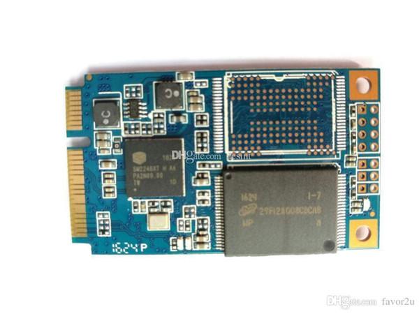 best selling Free Shipping Mini 30GB 60GB SSD mSATA3 Artanis SSD 30GB 60GBFor Desktop Computer SSD Laptop Solid State Drive m-SATA III