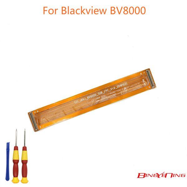 BingYeNing New Original Main Ribbon Flex Cable FPC Accessories For Blackview BV8000 Pro/BV8000 Smart Phone Repair Main Board