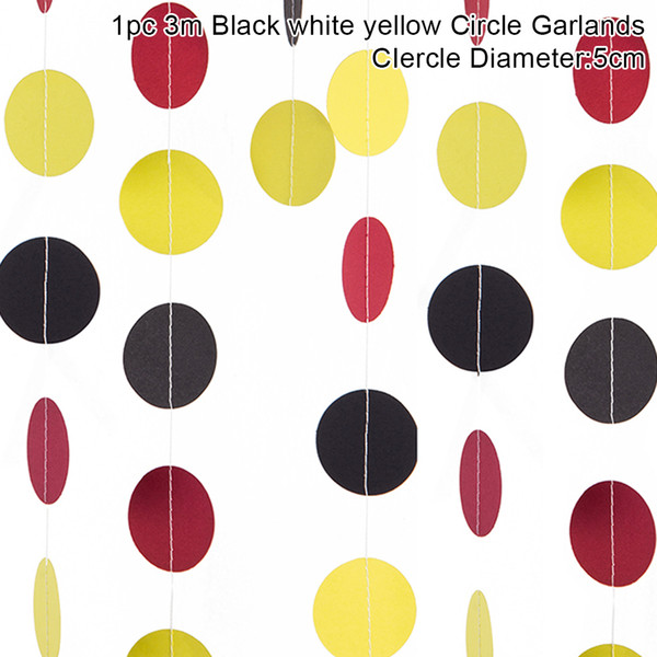 Negro Blanco Amarillo