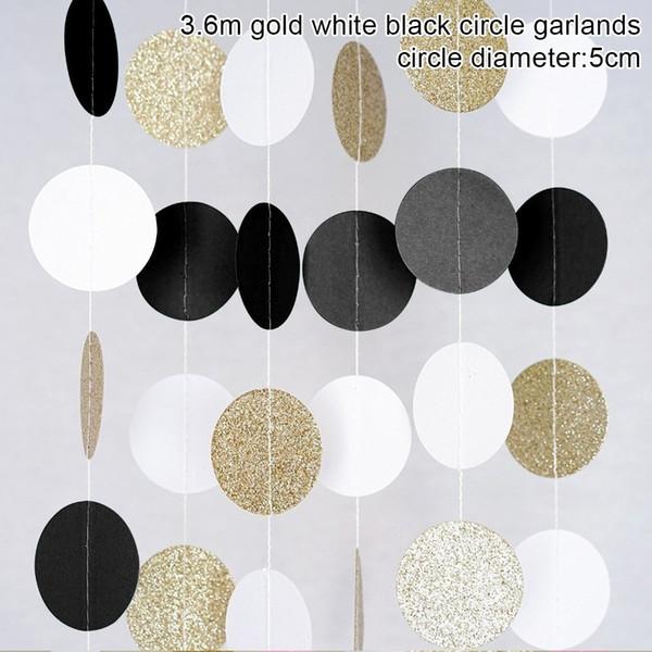 Noir Blanc Or