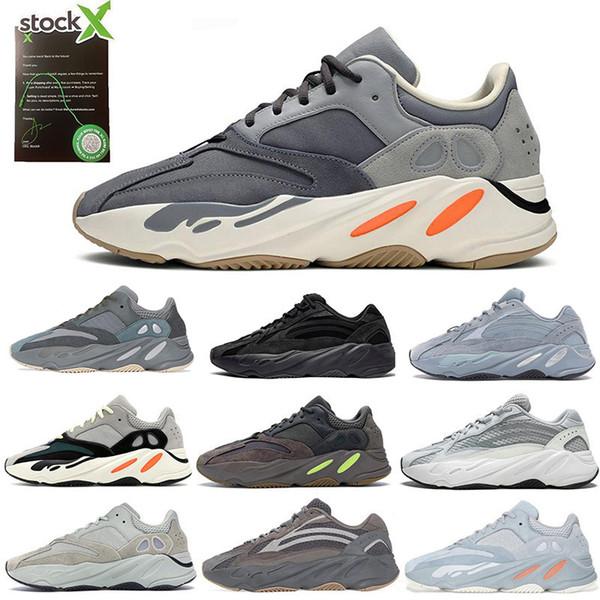 discount teal blue magnet kanye west 700 v2 mens running shoes hospital blue geode men women wave runner mauve sports sneakers