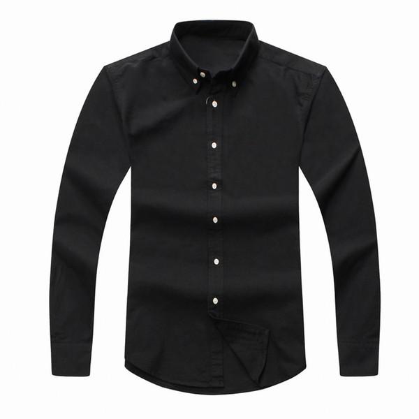 2018pollo Men medusa t shirt Fashion Floral print Casual shirt Men's Autumn winter long sleeve Slim dress shirts