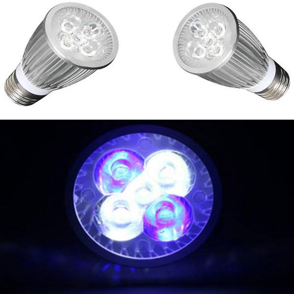 Venta caliente LED Acuario Light E27 E14 GU10 LED Marine Aquarium Iluminación PAR30 LED Light para acuario Coral Reef Refugium Growing
