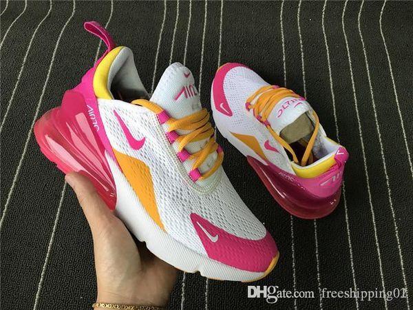 Marke Top-Qualität neuesten Luxus-Mode-Luft Männer beiläufige Schuhe der Frauen Verteidigung Schuhe atmungsaktiv Sport Turnschuhe 27 laufen