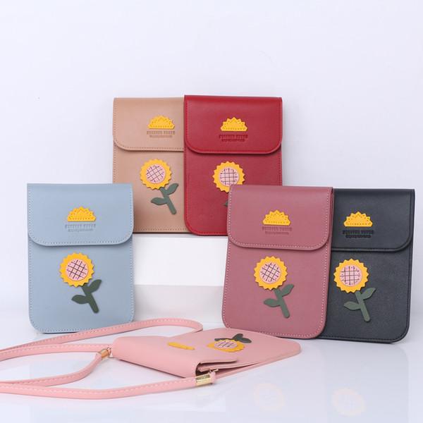Aelicy Универсальный кожаный сотовый телефон сумки на ремне Карманный Wallet Чехол шейный ремешок для Samsung Для iPhone 7 Huawei