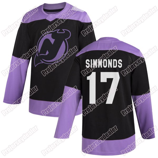 17 Wayne Simmonds