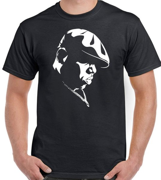 O grande notório. Biggie Smalls Mens T Shirt Big Hip-Hop 2Pac Tupac D2