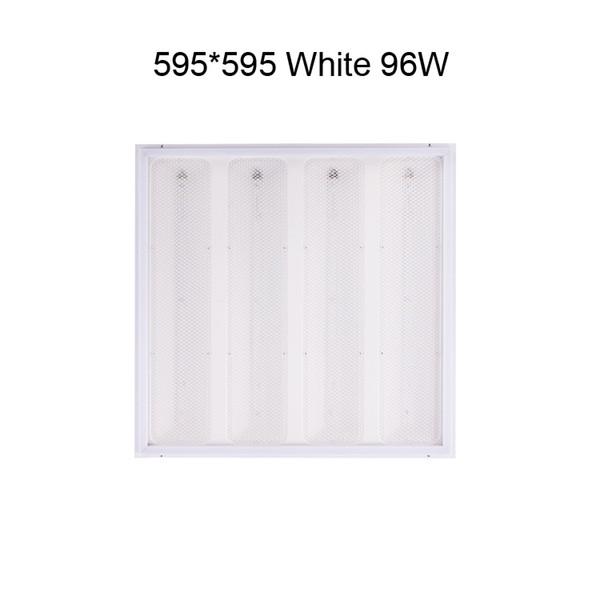 595*595 White 96W