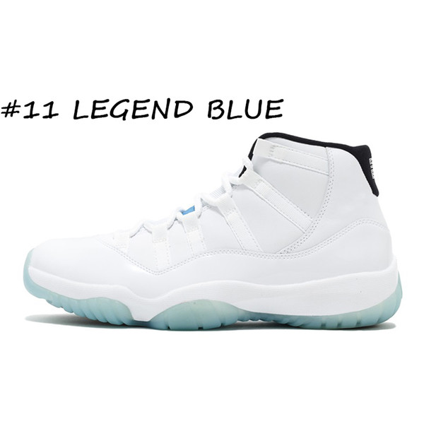 #11 LEGEND BLUE