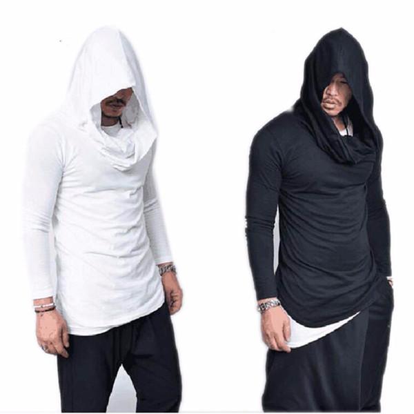 Mens Sweatshirt Hoodie Hooded Sweatshirts For Men Hoody Tracksuit Pullovers Male Black Long Sleeves Hoodies Nice