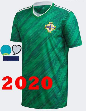 2020 Home Green 3 Patch